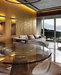 香港时尚流行公寓室内设计