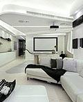 香港鹿茵湾豪华住宅室内设计