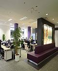 英国利洁时创意办公室室内设计
