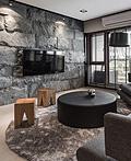 回归自然的现代公寓室内设计
