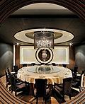 厦门梨园餐厅室内设计