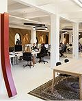 Pinkeye工作室办公室设计