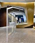 完美的山洞―太原房地产售楼处室内设计