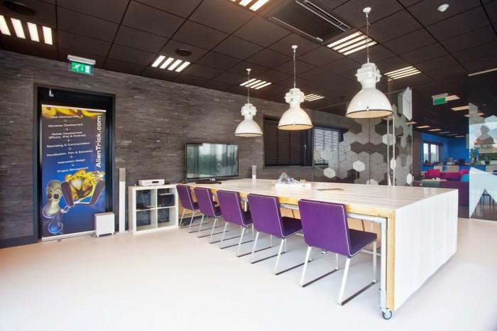 荷兰Alien Trick办公室设计