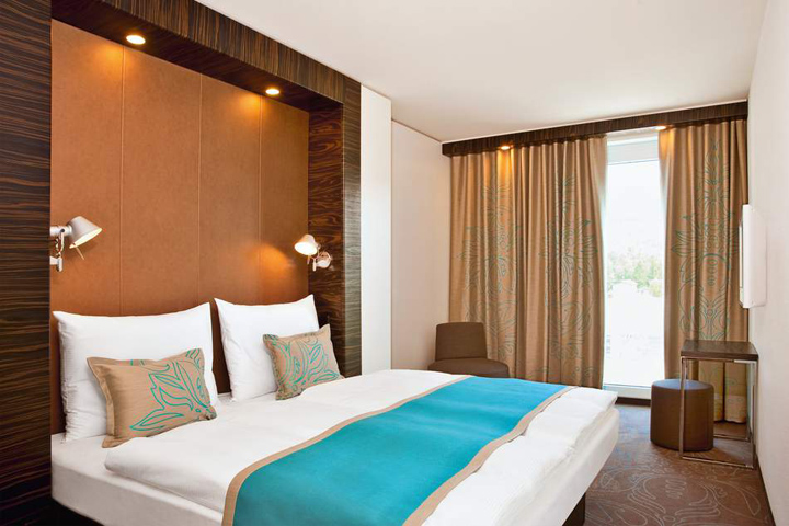 德国Dresden汽车旅馆室内设计