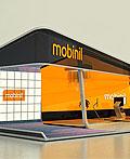 ICT 2014 mobinil展览设计