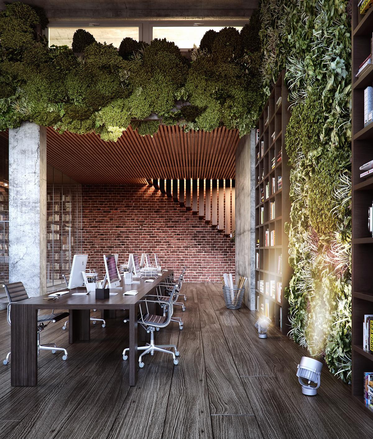 波多黎各马德罗建筑事务所室内设计