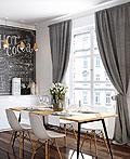 大气漂亮的灰色系公寓室内设计