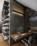 索非亚有趣的9B阁楼公寓室内设计