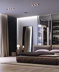苏黎世高级套房公寓室内设计