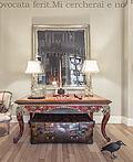 米兰古董经销商的豪华公寓室内设计