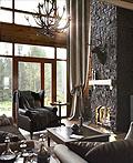 圣彼德堡木屋室内设计