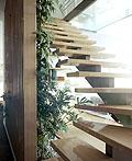 一套豪华的跃层公寓室内设计