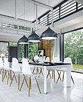 日内瓦现代公寓室内设计