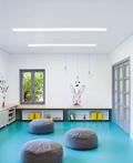 动物王国:雅典Nipiaki Agogi幼儿园室内设计