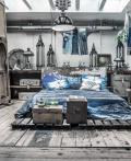 蓝色集市阿姆斯特丹THE SECRET SOUK店面设计