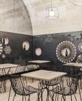 Caffe Ridola意大利咖啡馆室内设计