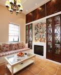 美式小清新的阁楼室内装修设计