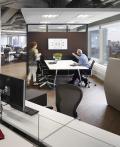 建筑设计公司HOK多伦多办公室设计