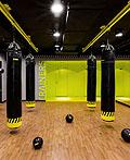 英格兰ЕБШ健身俱乐部装修设计