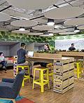 旧金山Instacart快递公司总部室内设计