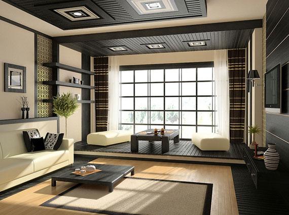 33个国外现代客厅室内设计实例