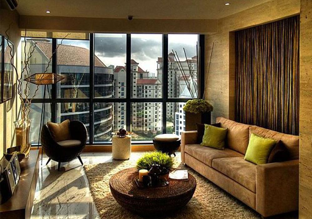 国外客厅室内设计(八)