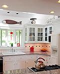 让你的厨房更受欢迎的四种方法