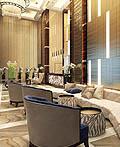 现代酒店大堂设计理念与豪华家具