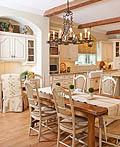 乡村风格厨房室内设计灵感