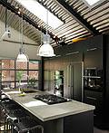 国外混凝土台面厨房室内设计指南