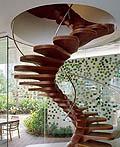 55个会让你感到惊奇的国外室内楼梯设计