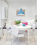 47个美丽的北欧风格斯堪的纳维亚室内设计范例