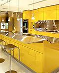 52个国外大型豪华厨房设计