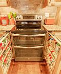 15个厨房设计中的调料储存柜