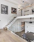 16个极简主义公寓家居室内设计