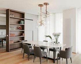 意大利MT公寓装修设计