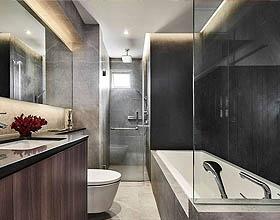 新加坡现代公寓室内设计