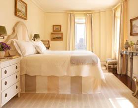 14个用米色装饰卧室的经典案例