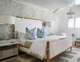 值得尝试的海洋风格卧室室内设计案例