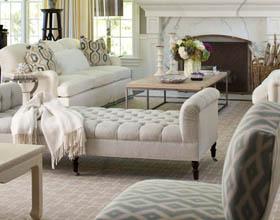 20个室内家具和沙发风格选择搭配案例