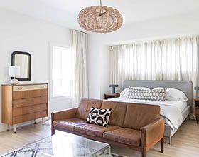 17个斯堪的纳维亚风格卧室的设计理念