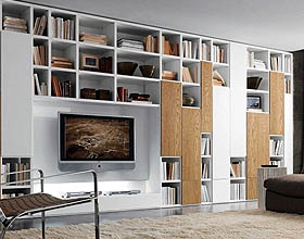 15个置物架在室内设计中的装饰运用
