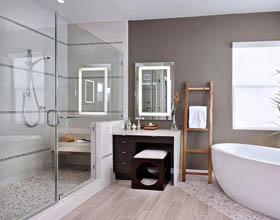 20个国外不让浴室角落空的装饰设计技巧