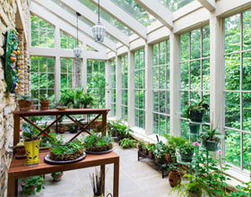 16个国外完美的创意阳光客厅装修设计欣赏