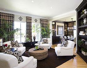 13个用沙发装饰客厅的室内设计例子