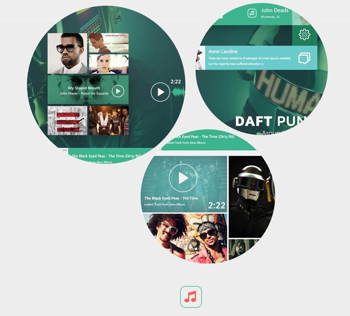 中国设计在线网站_Jack音乐网站设计(2)-中国设计在线