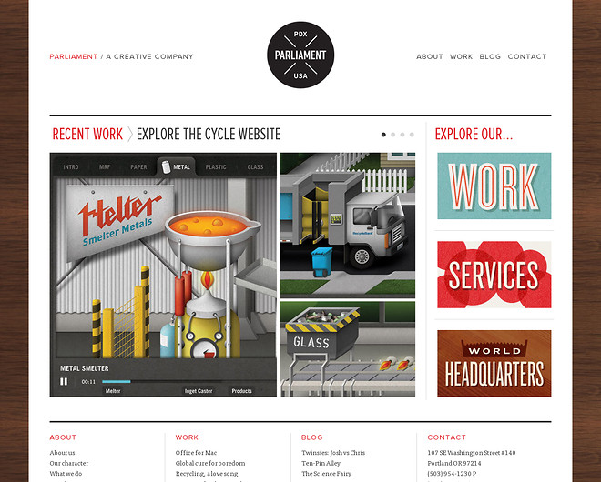 Pik中国设计在线-25个美丽多彩的网站设计