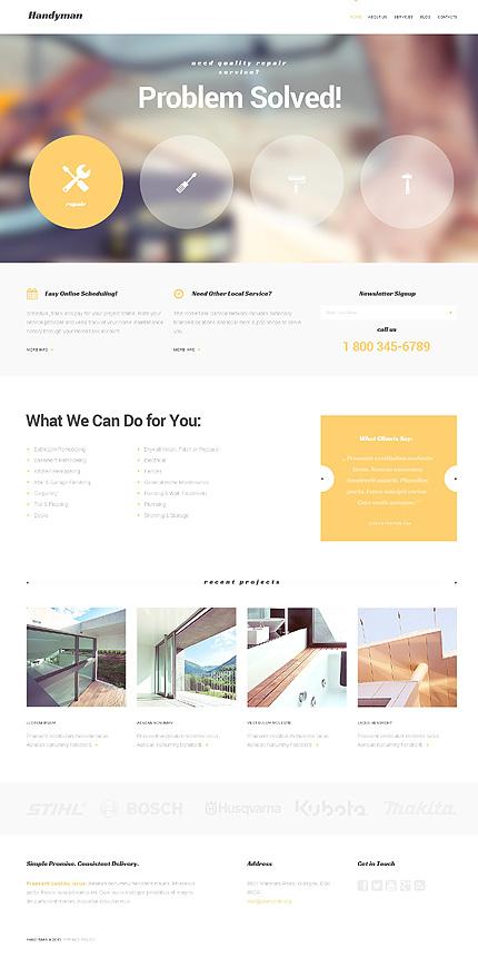 8vv中国设计在线-20个优秀的扁平化网页设计实例
