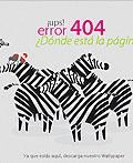 33个创意404错误页面设计